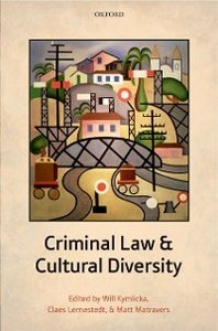 Ebook in inglese Criminal Law and Cultural Diversity -, -