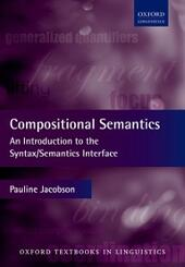 Compositional Semantics: An Introduction to the Syntax/Semantics Interface