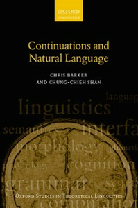 Ebook in inglese Continuations and Natural Language Barker, Chris , Shan, Chung-chieh