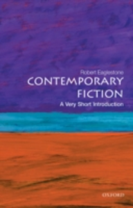 Ebook in inglese Contemporary Fiction: A Very Short Introduction Eaglestone, Robert