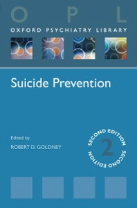 Ebook in inglese Suicide Prevention Goldney, Robert D.