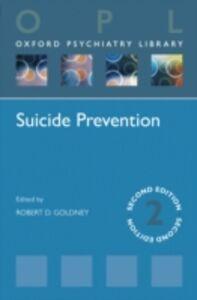 Ebook in inglese Suicide Prevention Goldney, Robert D.