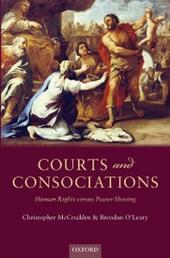 Courts and Consociations: Human Rights versus Power-Sharing