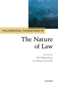 Ebook in inglese Philosophical Foundations of the Nature of Law