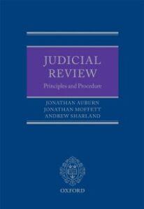 Foto Cover di Judicial Review: Principles and Procedure, Ebook inglese di AA.VV edito da OUP Oxford