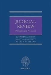Judicial Review: Principles and Procedure