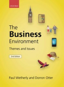 Ebook in inglese Business Environment: Themes and Issues -, -