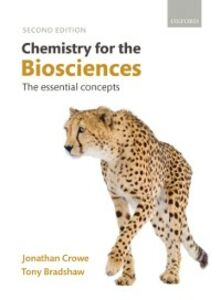 Ebook in inglese Chemistry for the Biosciences: The Essential Concepts Bradshaw, Tony , Crowe, Jonathan