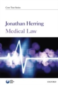 Foto Cover di Medical Law, Ebook inglese di Jonathan Herring, edito da OUP Oxford