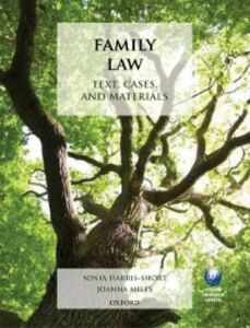 Ebook in inglese Family Law: Text, Cases, and Materials Harris-Short, Sonia , Miles, Joanna