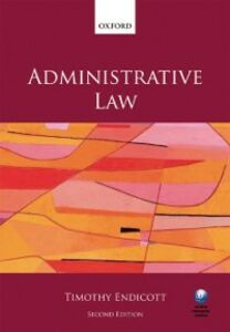 Ebook in inglese Administrative Law Endicott, Timothy