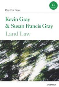 Foto Cover di Land Law, Ebook inglese di Kevin Gray,Susan Francis Gray, edito da OUP Oxford
