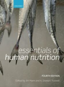Ebook in inglese Essentials of Human Nutrition -, -