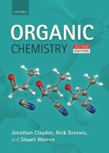 Ebook in inglese Organic Chemistry Clayden, Jonathan , Greeves, Nick , Warren, Stuart