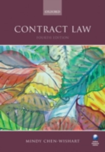 Ebook in inglese Contract Law Chen-Wishart, Mindy