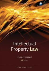 Ebook in inglese Intellectual Property Law Core Text Davis, Jennifer