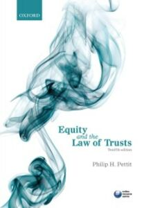 Ebook in inglese Equity and the Law of Trusts Pettit, Philip H.