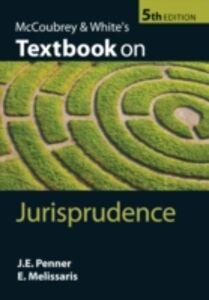 Foto Cover di McCoubrey & White's Textbook on Jurisprudence, Ebook inglese di Emmanuel Melissaris,James Penner, edito da OUP Oxford
