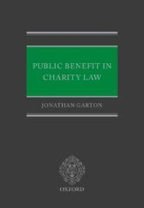 Ebook in inglese Public Benefit in Charity Law Garton, Jonathan