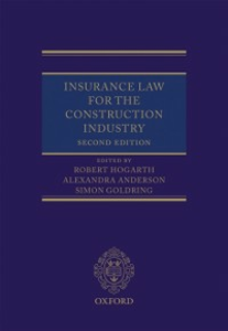 Ebook in inglese Insurance Law for the Construction Industry -, -