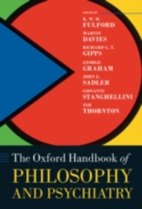 Ebook in inglese Oxford Handbook of Philosophy and Psychiatry -, -