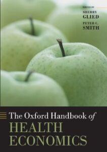 Foto Cover di Oxford Handbook of Health Economics, Ebook inglese di  edito da OUP Oxford