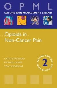 Ebook in inglese Opioids in Non-Cancer Pain Coupe, Michael , Pickering, Tony , Stannard, Cathy