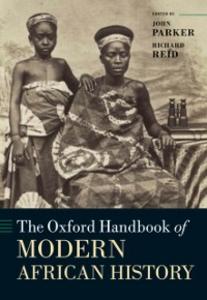 Ebook in inglese Oxford Handbook of Modern African History -, -