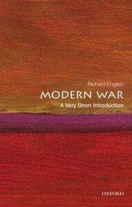 Ebook in inglese Modern War: A Very Short Introduction English, Richard
