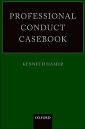 Professional Conduct Casebook