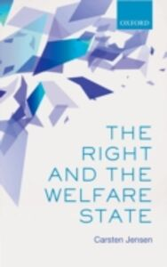 Ebook in inglese Right and the Welfare State Jensen, Carsten