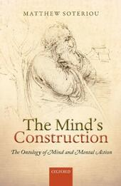 Minds Construction: The Ontology of Mind and Mental Action