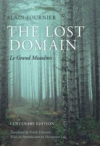 Foto Cover di Lost Domain: Le Grand Meaulnes, Ebook inglese di Frank Alain-Fournier, edito da OUP Oxford