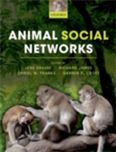 Ebook in inglese Animal Social Networks -, -