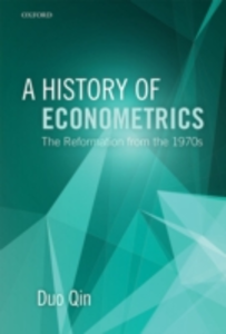Ebook in inglese History of Econometrics: The Reformation from the 1970s Qin, Duo