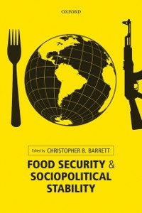 Ebook in inglese Food Security and Sociopolitical Stability -, -