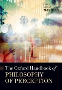 Ebook in inglese Oxford Handbook of Philosophy of Perception -, -