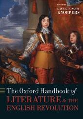 Oxford Handbook of Literature and the English Revolution