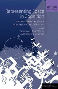 Ebook in inglese Representing Space in Cognition: Interrelations of behaviour, language, and formal models -, -