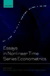 Ebook in inglese Essays in Nonlinear Time Series Econometrics