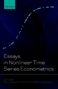 Ebook in inglese Essays in Nonlinear Time Series Econometrics -, -