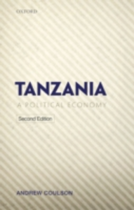 Ebook in inglese Tanzania: A Political Economy Coulson, Andrew