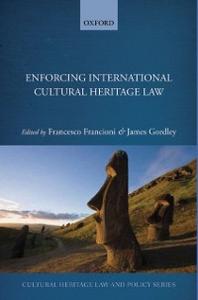Ebook in inglese Enforcing International Cultural Heritage Law -, -