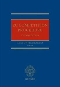 Foto Cover di EU Competition Procedure, Ebook inglese di  edito da OUP Oxford