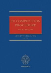 Ebook in inglese EU Competition Procedure -, -