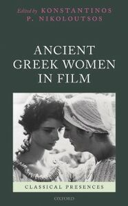Ebook in inglese Ancient Greek Women in Film -, -