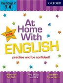 Libro in inglese At Home with English (7-9) John Jackman