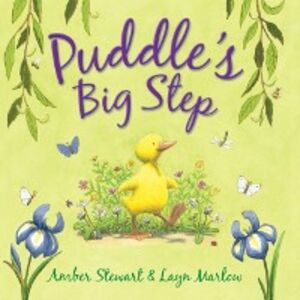 Ebook in inglese Puddle's Big Step Stewart, Amber