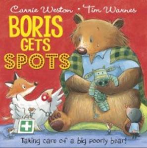Ebook in inglese Boris Gets Spots Watson, Carrie