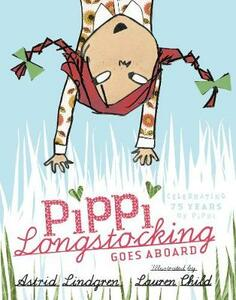 Libro in inglese Pippi Longstocking Goes Aboard Astrid Lindgren